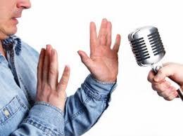 страх публичных выступлений