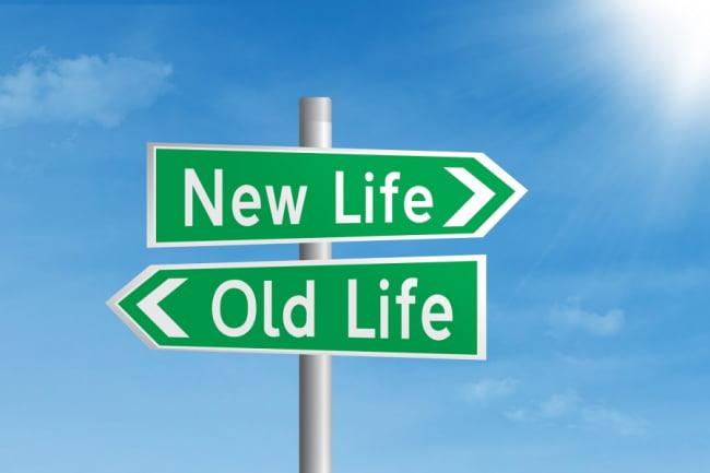 новая жизнь